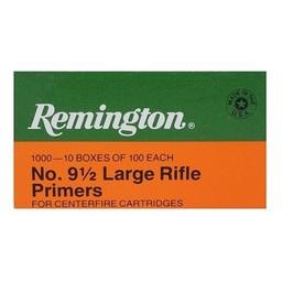 Remington Remington No.9.5 Large Rifle Primers (100-Count)