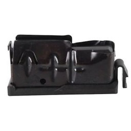Savage Arms Savage Extra Magazine for Axis/Axis Stainless 11-10-16 Trophy Hunter XP 11 Lady Hunter/Hunter XP Bottom Release Latch - Matte Blued (243 Win., 7mm-08 Rem, 308 Win. 6.5 Creedmor, and 260 Rem.)