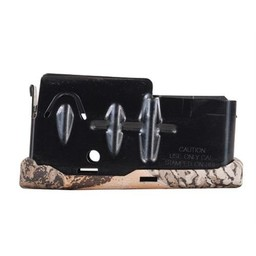 Savage Arms Savage Extra Magazine for Model 10 Predator Hunter Bottom Release Latch - Snow Camo 22-250 Rem.
