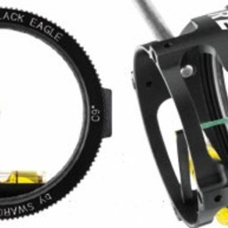 Sure-Loc 29mm Scope w/o Pin (Black)