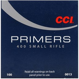 CCI CCI Small Rifle Primers