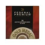Federal Premium Gold Medal Match Large Pistol Primers