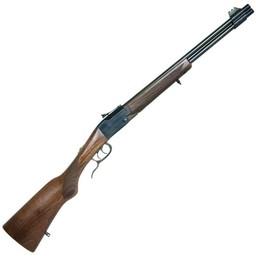Chiappa Double Badger Combo Gun 20 Gauge/ 22LR Wood Stock