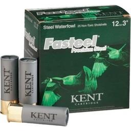 Kent Kent Upland Fasteel Shotgun Shells (250-Rounds)