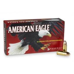 American Eagle American Eagle 9mm 115 Grain FMJ (50-Rounds)
