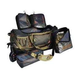 Game Plan Gear Base Camp Travel System W/ Four Pack Cubes