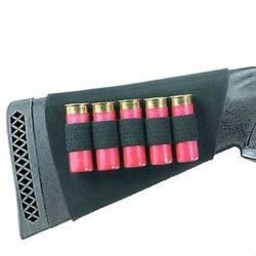 Uncle Mike's Neoprene Buttstock Shell Holder (Shotgun)