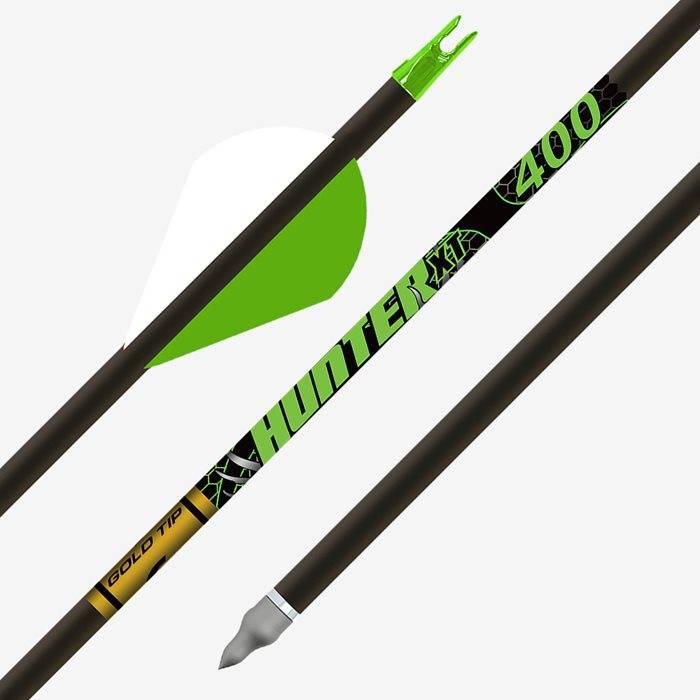 Gold Tip Hunter XT Arrow Shafts (12-Count)