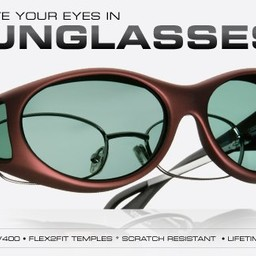 Cocoons Sunwear OveRx Glasses