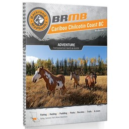 BRMB Adventure Topographic Maps and Guides