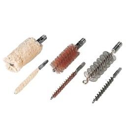 Hoppe's Hoppe's 3-Pack Brush/Swab Kits