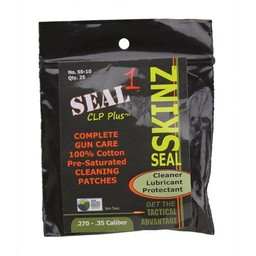 Seal 1 CLP Plus Pre-Saturated Cleaning Patches