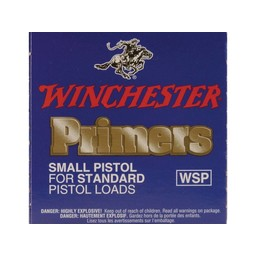 Winchester Primers (100-Count)