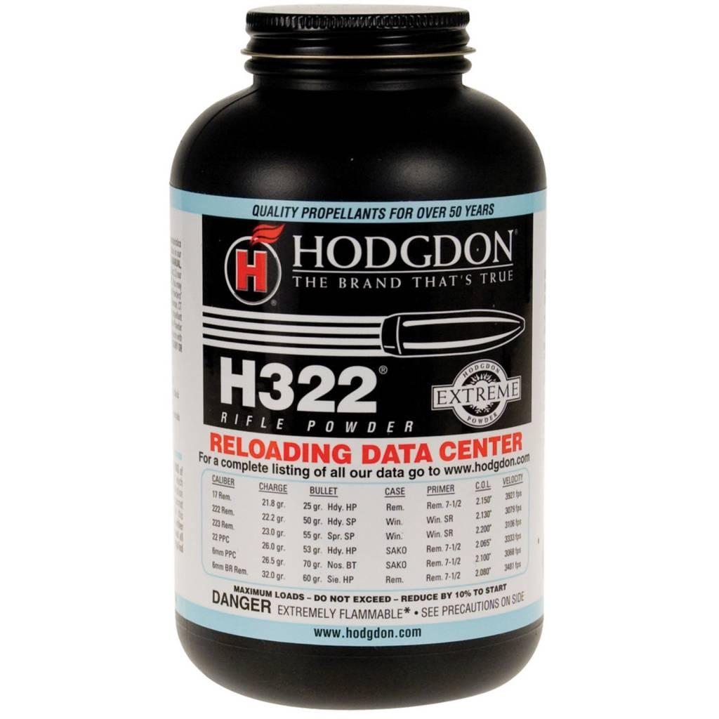 Hodgdon Extreme Rifle Powder