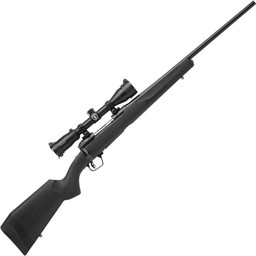 "Savage Arms Savage Model 110 Engage Hunter XP .300 Win. Mag. Synthetic Matte w/ Bushnell Banner Scope 24"" Barrel"