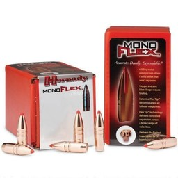 """Hornady Hornady MonoFlex .45 Cal. .458"""" Diameter 250 Grain (50-Count)"""