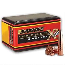"Barnes TSX 6.5mm .264"" 130 Grain TSX FB (50-Count)"
