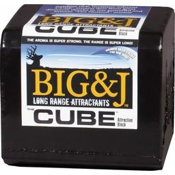 Big & J Mineral Cube Attraction Block