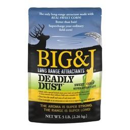 Big & J Deadly Dust 5 lb Bag
