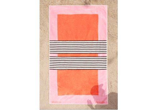 Incendie Incendie Pique-Nique Towel