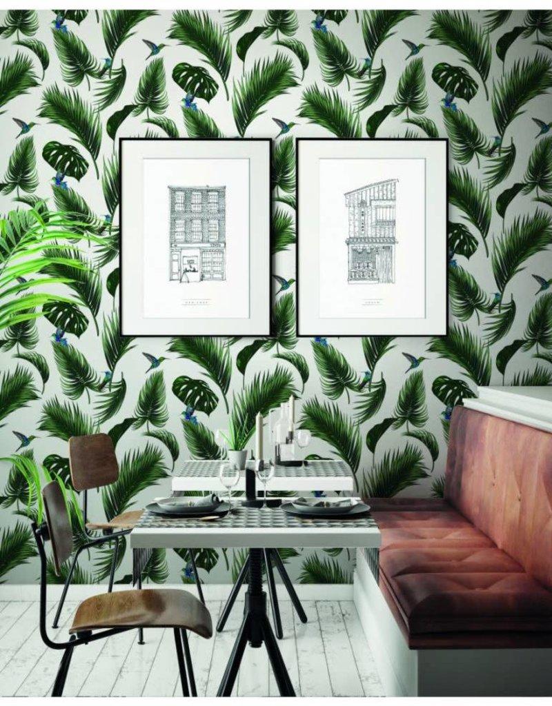 PaperMint Papermint Wallpaper Jungle