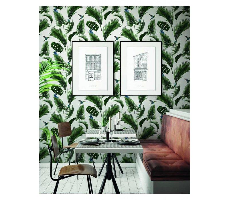 Papermint Wallpaper Jungle