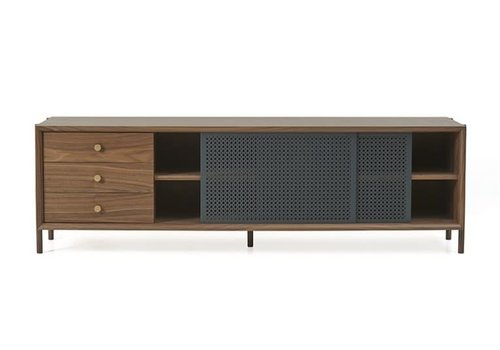 Harto Harto Gabin Sideboard With Drawers Walnut