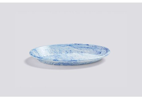 HAY Hay Soft Ice Oval Dish
