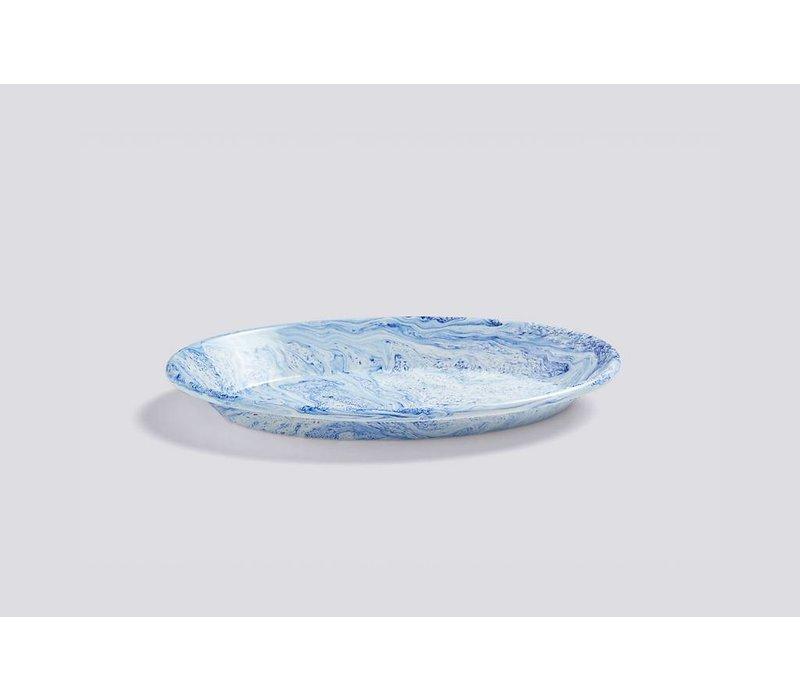 Hay Soft Ice Oval Dish