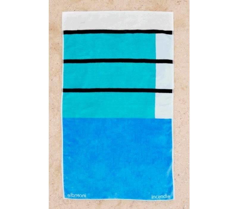 Fermob Incendie Piscine Towel