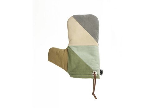 Ferm Living Triangle Oven Mitt