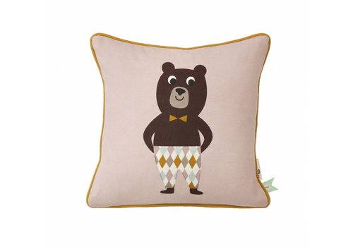 Ferm Living Bear Cushion