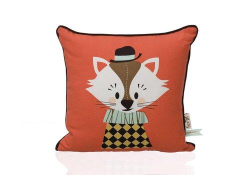 Ferm Living Pillow Aristo Katt