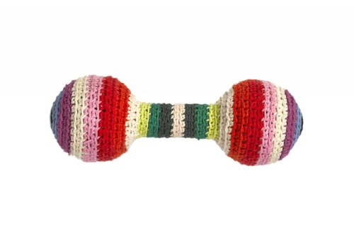 Anne Claire Petit Baby Rattle