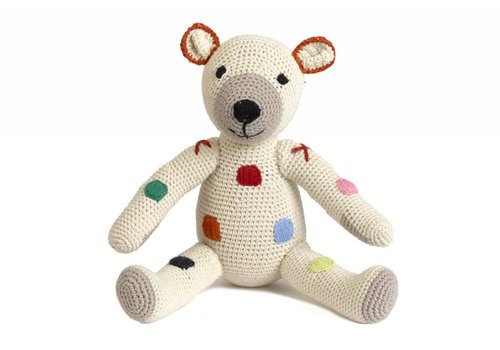 Anne Claire Petit Crochet Teddy Bear