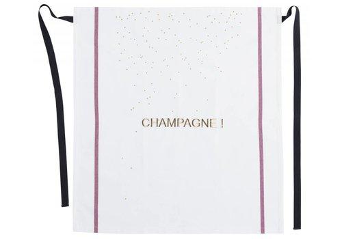La cerise sur le gateau Apron Champagne
