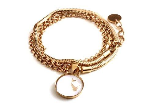 Linapoum Cameo Bracelet