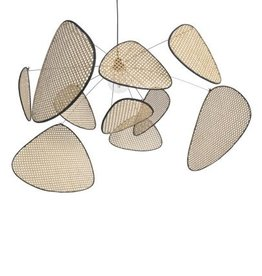 Market Set SCREEN  Lamp Shade