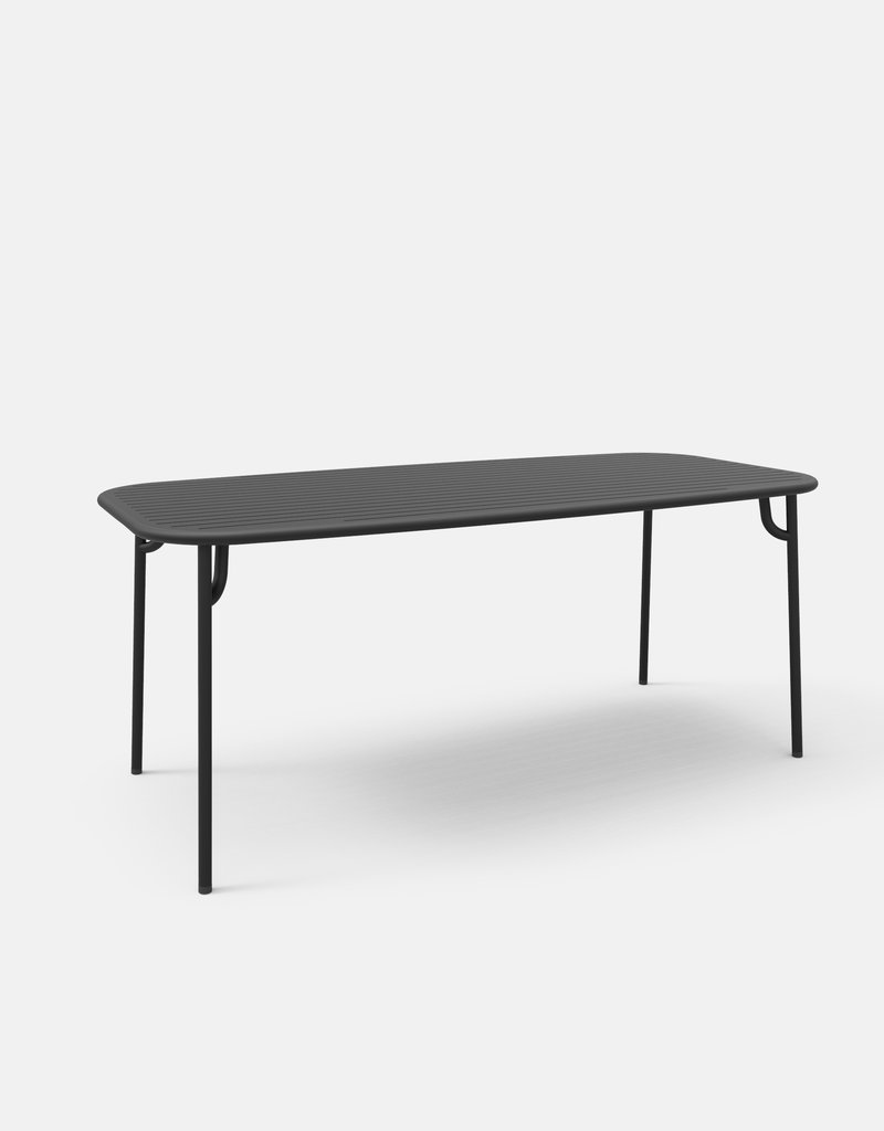 Petite Friture Petite Friture Weekend rectangular medium table