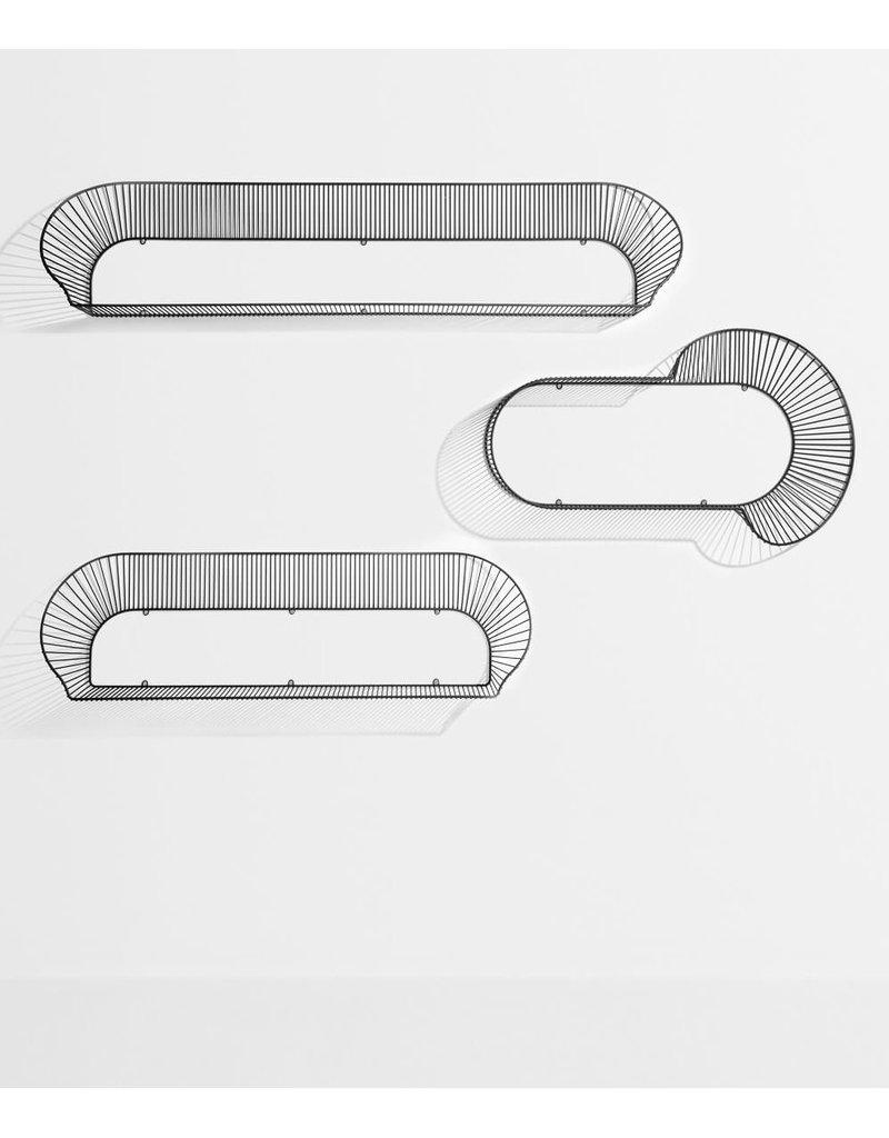 Petite Friture Petite Friture Loop Corolla Shelf