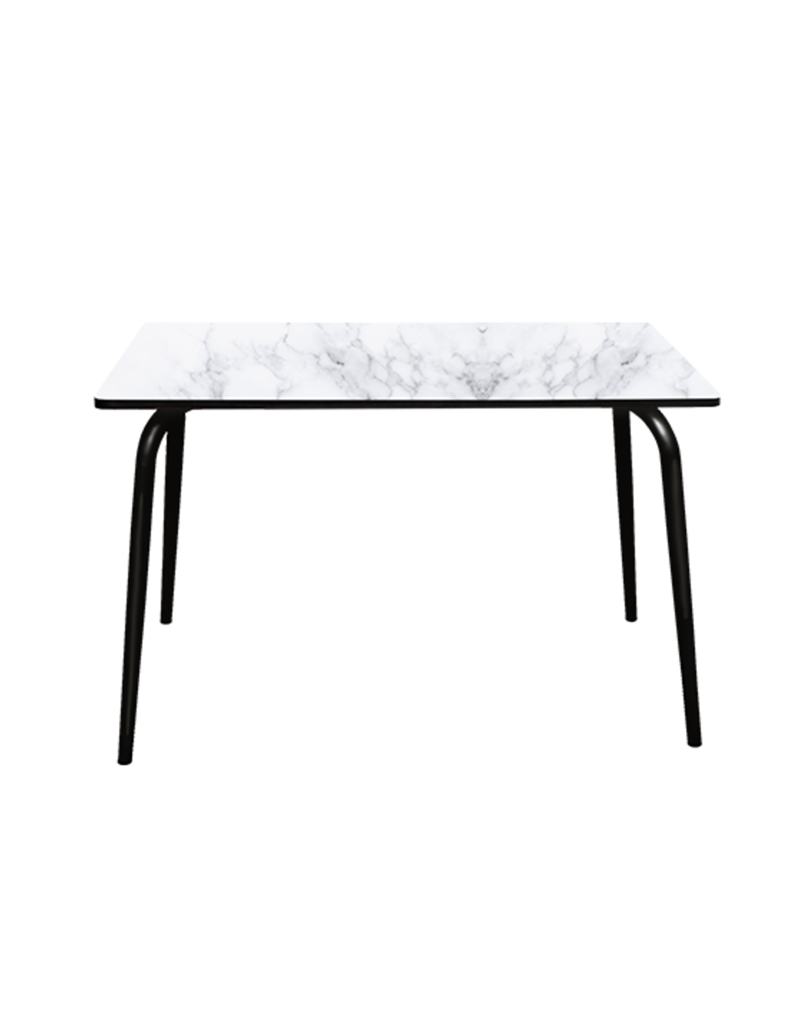 les Gambettes Les Gambettes Vera Table Rectangular Medium Printed