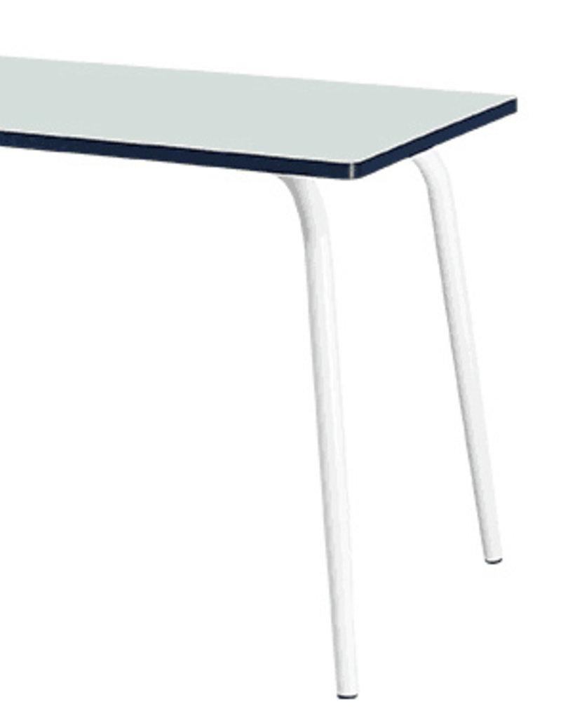 les Gambettes Les Gambettes Vera Rectangular Large Table Plain