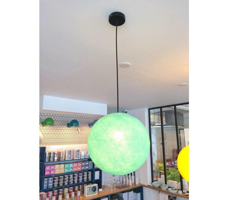 La Case De Cousin Paul Medium Globe Pendant Light Hoem