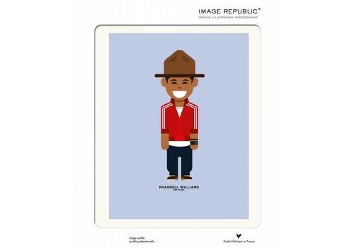 Image republic Pharrell Williams (Le Duo Solo)