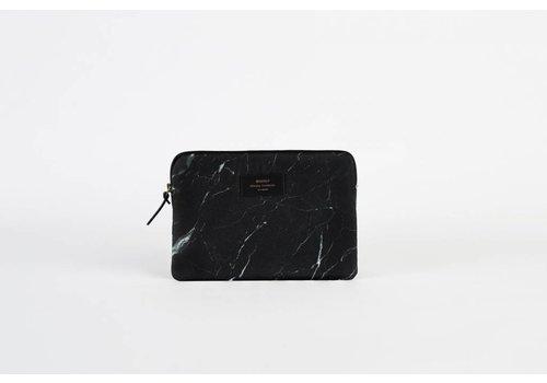 Woouf Black Marble Ipad Case