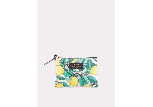 Woouf Lemon Small Pouch