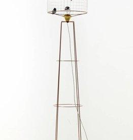 Mathieu Challieres Floor lamp Birdcage