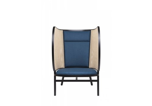 Gebruder Thonet Vienna Hideout Lounge Chair