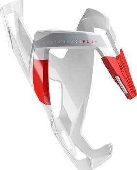 Elite SRL 10-18 Elite Custom Race Plus Cage: Glossy White/Red