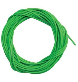 CABLE HOUSING SUNLT w/LINER 5mmx50ft GRN single